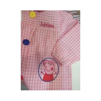 Mandilón Peppa Pig (MOD.2)