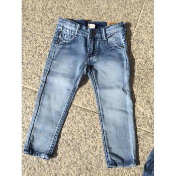 pantalón degradado claro