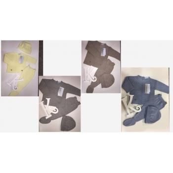 Conjunto tres piezas (4 colores)