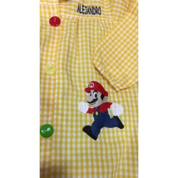 Mandilón Super Mario