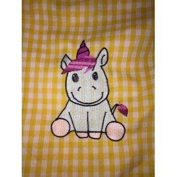Mandilón unicornio