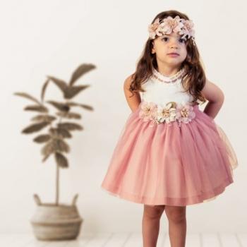 Vestido lisboa niña