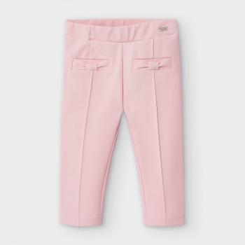 pantalón largo punto lazos