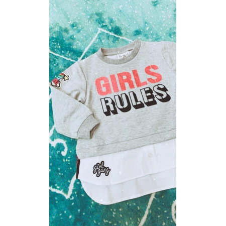 sudadera girls