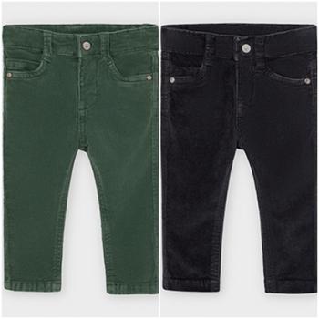 Pantalón largo pana slim fit bebé niño 17,99 €