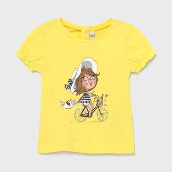 Camiseta Ecofriends manga fruncidas
