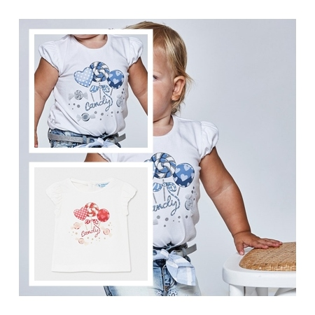 Camiseta Ecofriends golosinas