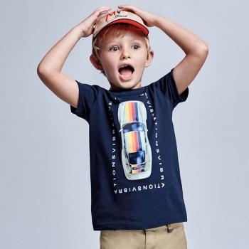 Camiseta Coche algodón sostenible Ecofriends