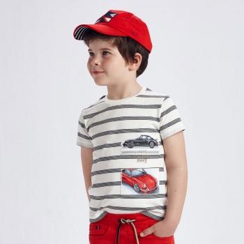 Camiseta rayas Ecofriends