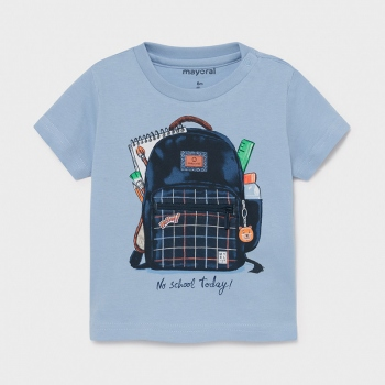 Camiseta PLAY WITH mochila interactiva