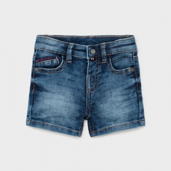 Bermuda soft denim algodón Ecofriends