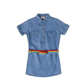vestido arcoíris