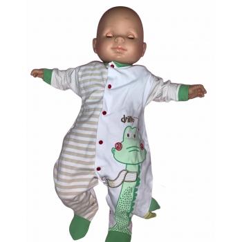 pijama cocodrilo