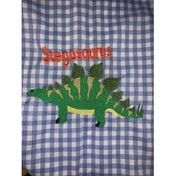 mandilón stegosaurus