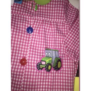 mandilón tractor