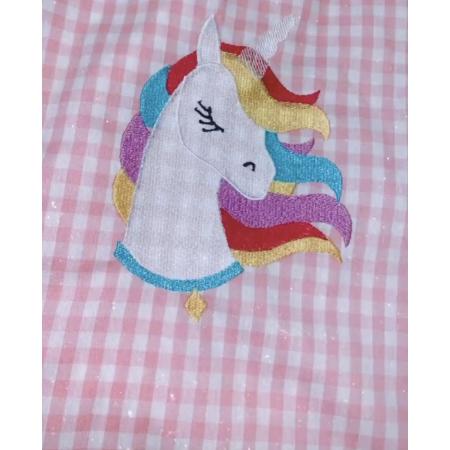 mandilón unicornio colores
