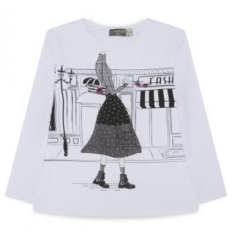 camiseta shopping